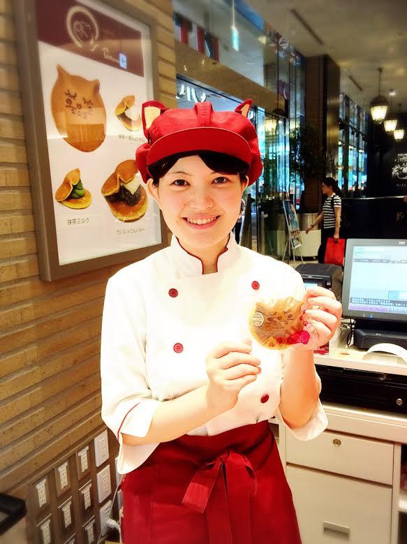 福岡市内の百貨店、商業施設での食品販売のお仕事募集!